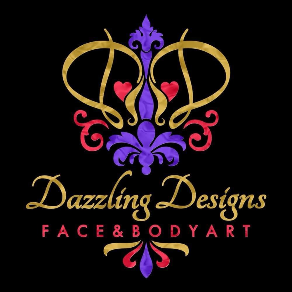 Dazzling Designs Face And Body Art.